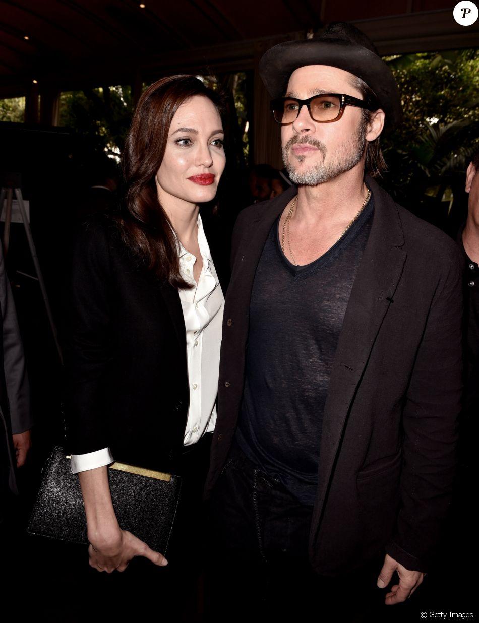 Divórcio de Angelina Jolie e Brad Pitt é avaliado em R$ 19 milhões, de acordo com o site 'Hollywood Life' nesta quinta-feira, dia 26 de janeiro de 2017
