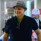 Carnaval: após câncer, Edson Celulari desfila na Beija-Flor mas fora da bateria