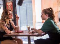Novela 'Sol Nascente': Lenita descobre que Flavinha não é sua filha