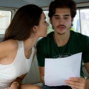 Marina Moschen aprova beijo roubado por Yasmin em 'Rock Story': 'Achei o máximo'