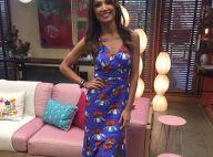 Patricia Poeta vira piada ao falar de feijoada na TV: 'Come pra ficar fortinha'