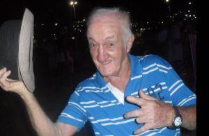 Russo, ex-contrarregra da TV Globo, morre aos 85 anos após embolia pulmonar