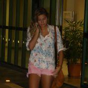 Sasha vai sozinha a hospital de madrugada visitar avó internada no Rio