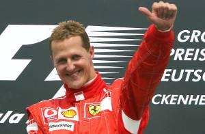 Michael Schumacher apresenta melhora ao sair do coma induzido e pisca os olhos