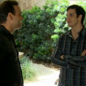 Mateus Solano sobre beijo gay de Félix e Niko em 'Amor à Vida': 'Foi na medida'