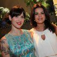 Mel Lisboa e Andréa Avancini interpretavam filha e mãe em 'Pecado Mortal'