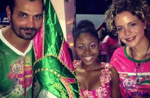 Leandra Leal vai desfilar na Mangueira como destaque na ala do Bola Preta