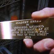 Leonardo DiCaprio é 'acidentalmente' revelado como vencedor do Oscar