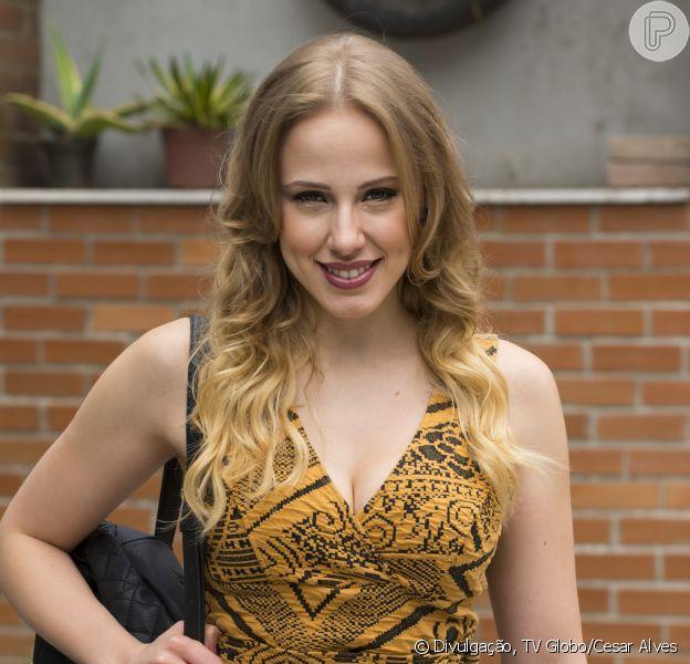 Marcella Rica, a Jéssica de 'A Lei do Amor', já trabalhou com DJ
