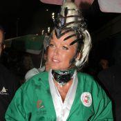 Xuxa notou boicote da Globo no Carnaval: 'Vê-los baixar câmeras me deixou mal'