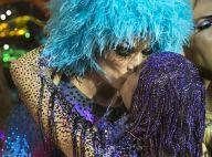 Rodrigo Hilbert surge de drag queen e ganha beijo de Fernanda Lima na TV. Fotos!