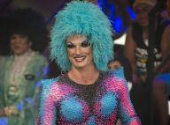 Rodrigo Hilbert relata experiência como drag queen na TV: 'Arte difícil'