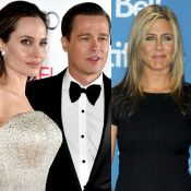 Brad Pitt se reaproxima de Jennifer Aniston e irrita Angelina Jolie: 'Frustrada'