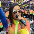 Anitta levou o seu Bloco das Poderosas pelo segundo ano seguido para as ruas do Rio