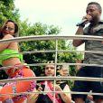 Anitta e Nego do Borel cantaram juntos em trio da funkeira