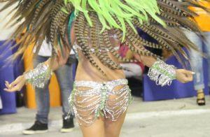 Wanessa desfalca Mocidade no desfile das campeãs por causa de hérnia: 'Repouso'