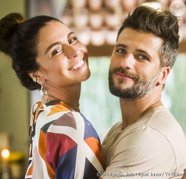 Alice (Giovanna Antonelli) engravida de Mario (Bruno Gagliasso) após casamento e lua de mel, na reta final da novela 'Sol Nascente', em 18 de março de 2017