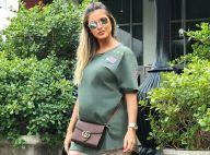Andressa Suita, grávida de Gusttavo Lima, mostra estilo em viagem aos EUA. Fotos