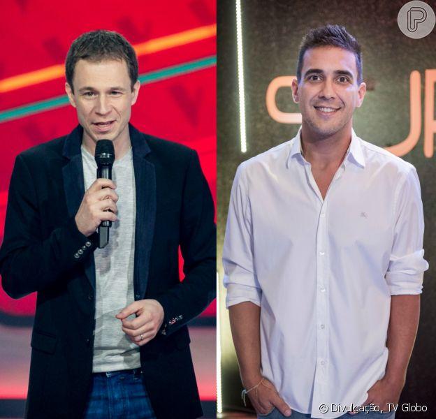 Tiago Leifert, atual apresentador do 'Big Brother Brasil', vai deixar o comando do programa 'The Voice Brasil'. André Marques assume o seu lugar como aconteceu no 'The Voice Kids'. Informação foi divulgada nesta terça-feira, 07 de março de 2017