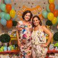 Regiane está grávida de sete meses do seu primeiro filho. João Gabriel é fruto do relacionamento da atriz com o cineasta João Gomes