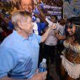 Raissa de Oliveira garante que Boni tem gingado: 'E samba no pé'