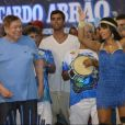 Boni vai desfilar na Beija-Flor à frente da bateria: 'Vai ser a maior satisfação', diz Raissa