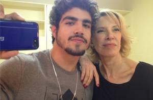 Marília Gabriela sai em defesa de Caio Castro: 'Pegaram para bode expiatório'