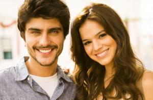 Bruna Marquezine está ficando com Guilherme Leicam após fim de namoro com Neymar