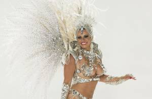 Viviane Araújo vai interpretar ex-rainha de bateria e cabeleireira em novela