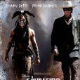 Com Johnny Depp, 'O Cavaleiro Solitário', foi premiado como o pior remake