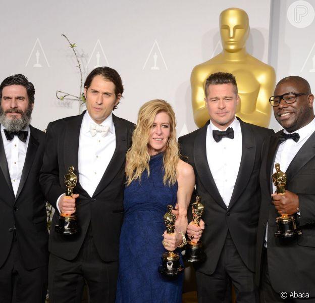 A premiação do Oscar 2014 aconteceu na noite de domingo, 2 de março de 2014, em Los Angeles, nos Estados Unidos. A festa consagrou '12 Anos de Escravidão' como o melhor filme