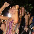 Bruna Marquezine se esbalda dançando 'Lepo Lepo' no trio de Ivete Sangalo em Salvador