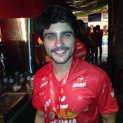 Guilherme Leicam sofre acidente de carro no Rio de Janeiro: 'Nasceu de novo'