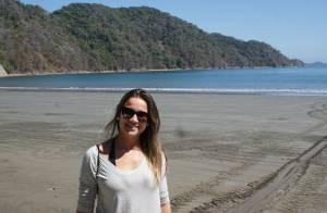 Fernanda Gentil conta tudo sobre os bastidores do 'Nas Ondas' em Costa Rica