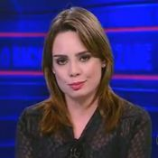Rachel Sheherazade, do SBT, é denunciada por apologia ao crime: 'Incitou o povo'