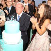 Livian Aragão celebra 15 anos com festa luxuosa para 400 convidados. Veja fotos