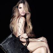 Fernanda Lima posa nua e sexy para campanha de grife de sapatos
