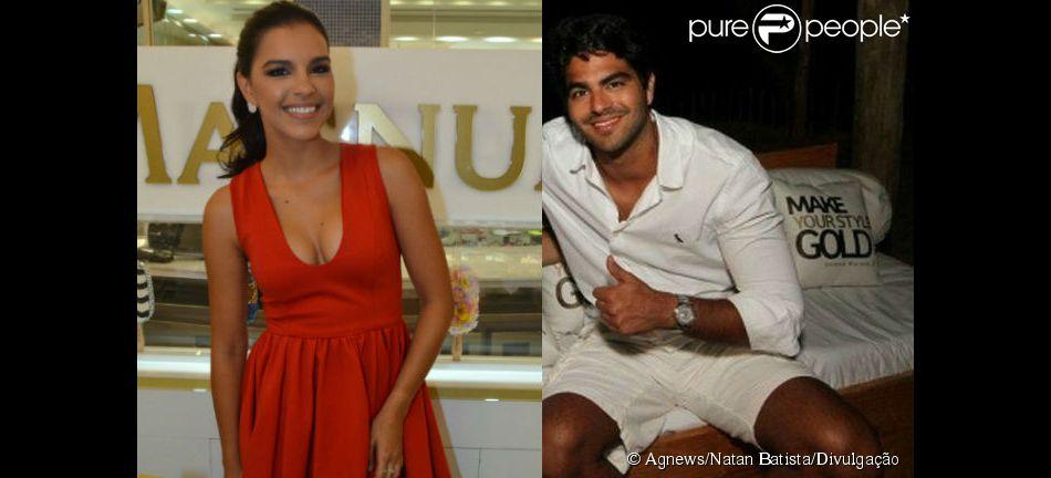 Mariana Rios e Patrick Bulus estão namorando, diz jornal
