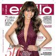 Giovanna Antonelli usou o vestido Gucci na capa da revista 'Estilo' de março de 2014