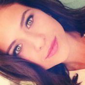 Luiza Valdetaro muda o visual após 'Joia Rara' e escurece o cabelo