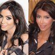 Anitta conseguiu o que queria: ficou parecida com Kim Kardashian