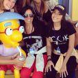 Anitta vem curtindo férias com a família em Orlando, nos Estados Unidos