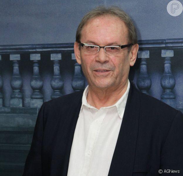 Morre, aos 67 anos, o ator José Wilker, segundo o colunista ANcelo Gois, do jornal 'O Globo'
