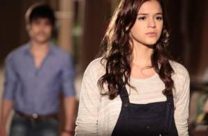 Bruna Marquezine sobre gravar cena de aborto na novela 'Em Família': 'Delicado'