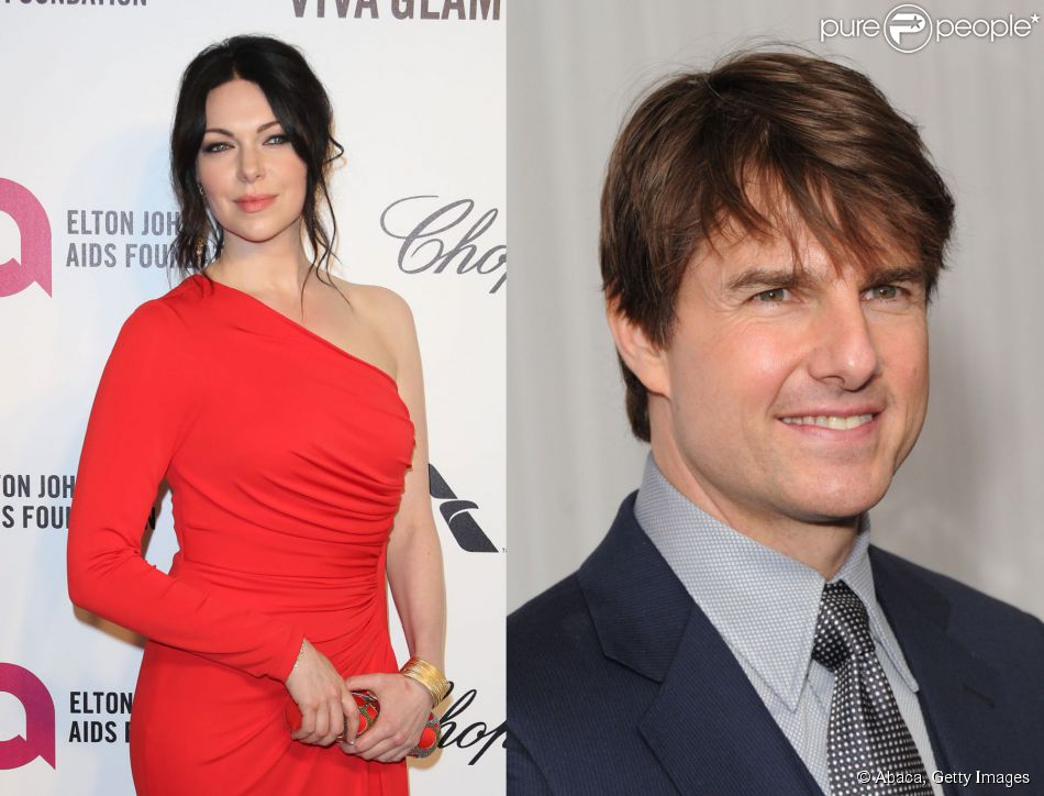 Tom Cruise está saindo com a atriz Laura Prepon, da série 'Orange is the new black', diz site (17 de abril de 2014)