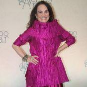 Regina Duarte explica look excêntrico ao lançar novela: 'Estado de espírito'