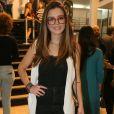 Giovanna Lancellotti e mais famosos marcam presença na pré-estreia do filme 'Como Nossos Pais', no Cine Roxy, em Copacabana, Zona Sul do Rio de Janeiro, na noite desta terça-feira, 29 de agosto de 2017