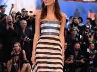 Isabeli Fontana deixa lingerie à mostra com transparência em Veneza. Veja looks!