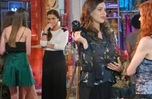 'Em Família': Clara fica com ciúmes após clima de romance entre Marina e Vanessa