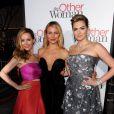 Cameron Diaz, Kate Upton e  Leslie Mann vão à pré-estreia de filme em Los Angeles